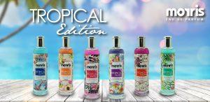 MORRIS Tropical Edition EDP 110ml