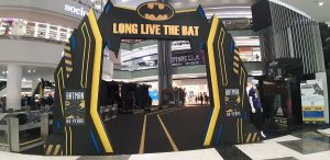 Pre Launching Morris Superheroes Edition Saat Perayaan Batman 80 Tahun