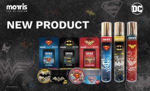 Produk Terbaru Dari Morris, Hasil Kolaborasi Dengan Warner Bros