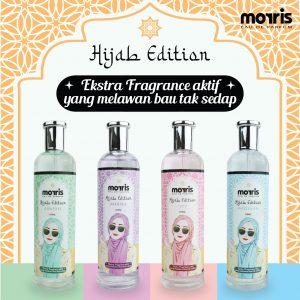 BARU! Morris Hijab Edition, Must-Have Parfum untuk Hijabers
